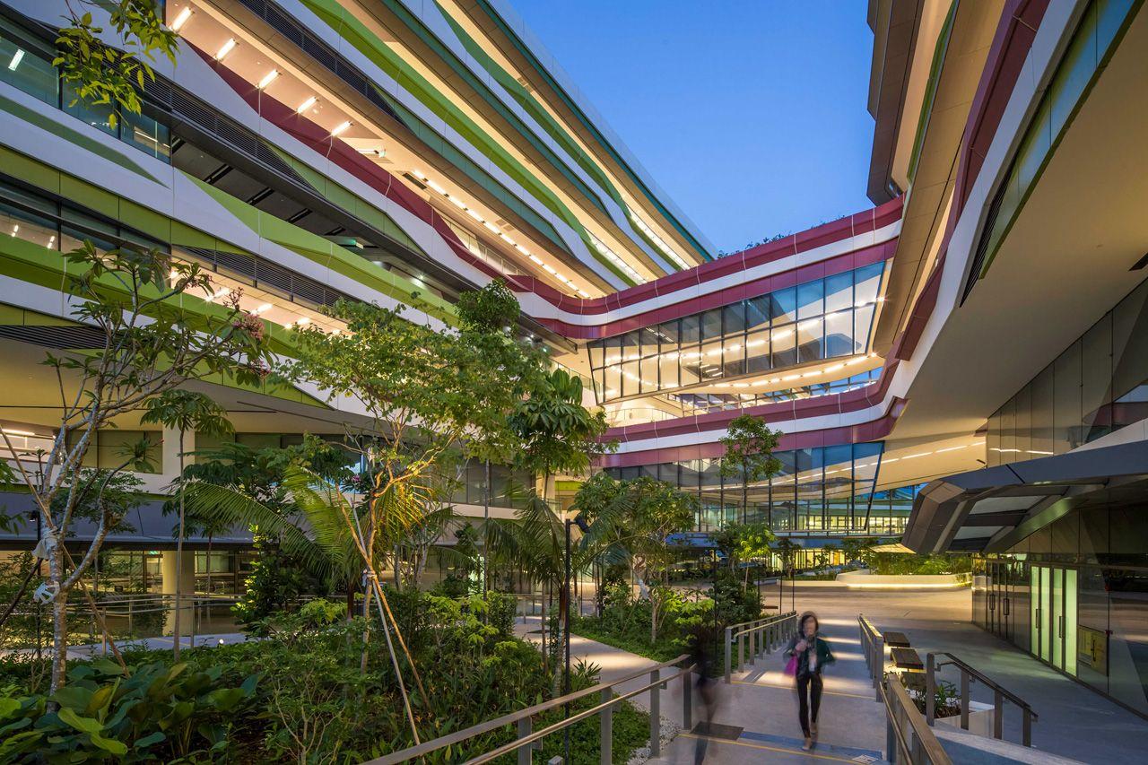Campus in Singapore