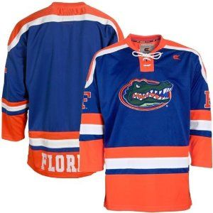 florida gators hockey jersey