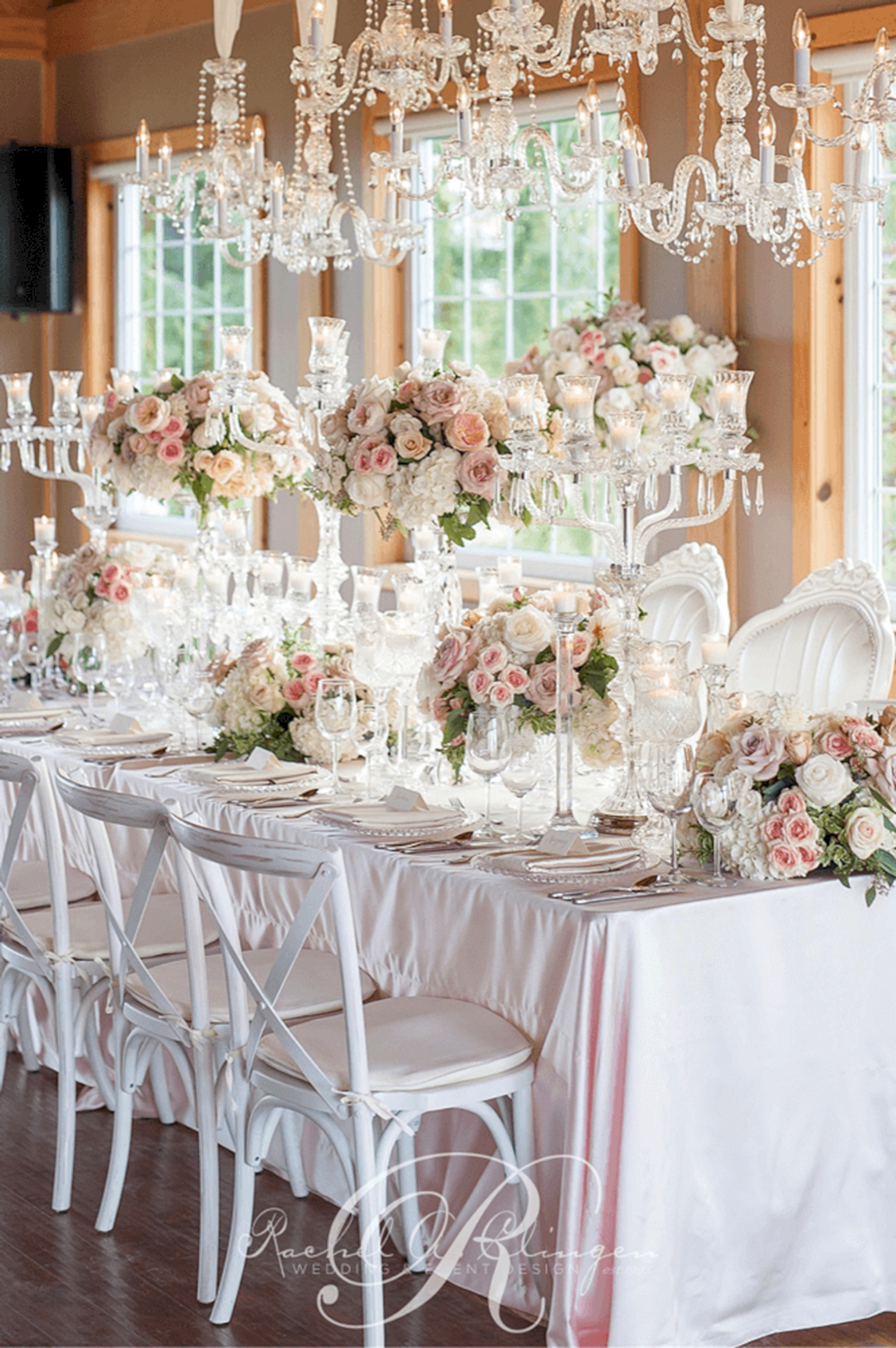 43+ Beautiful Wedding Table Design Makes The Show Presentable ...