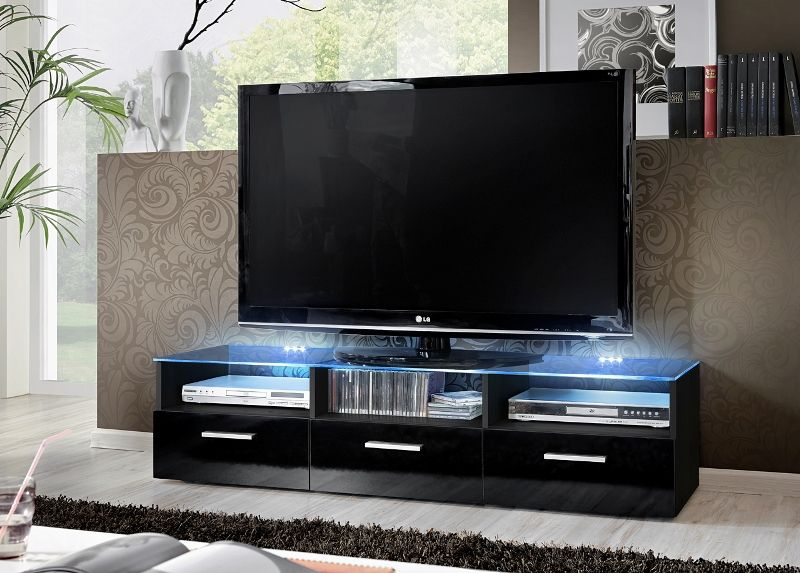 Lyon 4 | Tv units, Tv stands and White tv unit