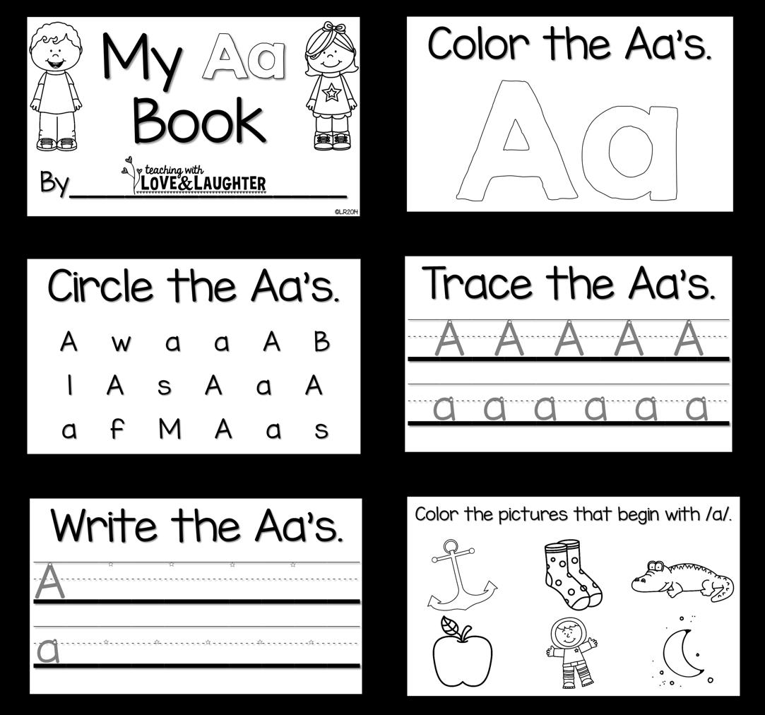 Alphabet Books