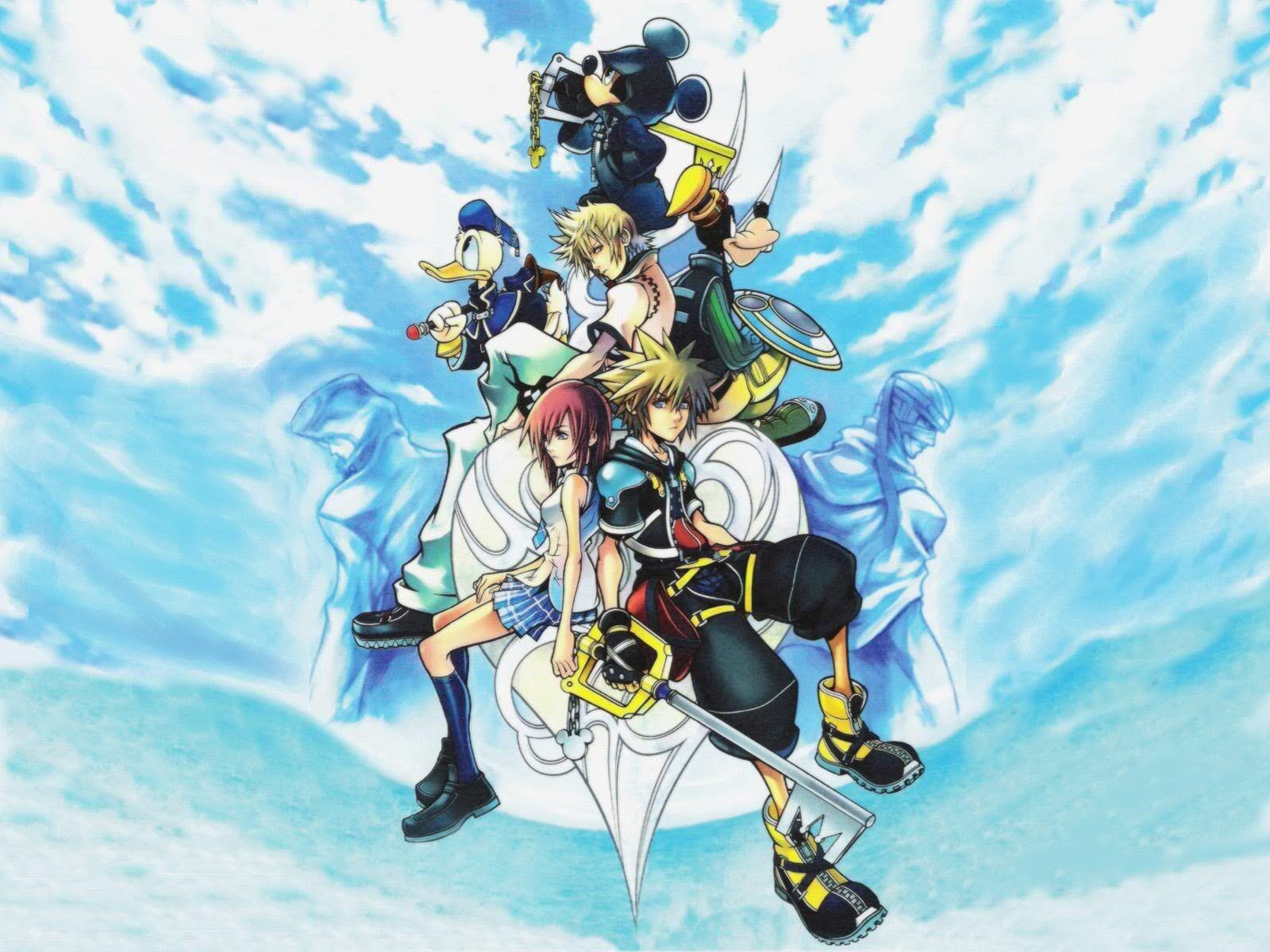 Kingdom Hearts 2 Final Mix Hd 2 5 Remix Part 6 Kingdom Hearts