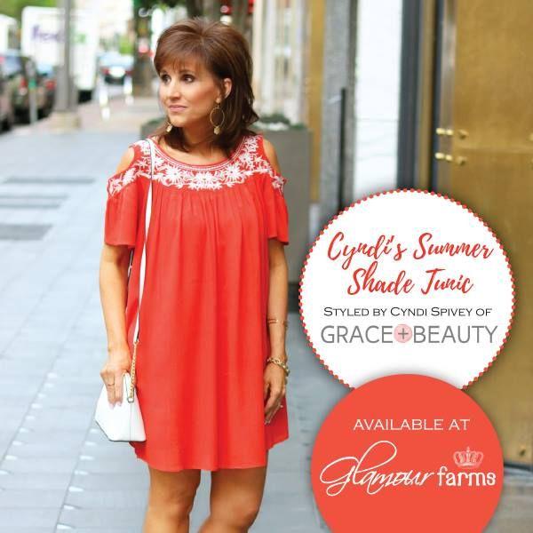 Glamour Farms Boutique Cyndi Spivey Blogger Grace Beauty Gf Bloggers Pinterest