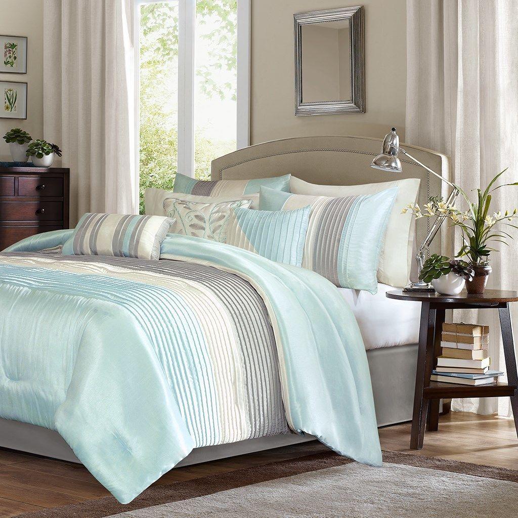 Oceanside Resort Comforter Set King Size Bed Comforter Sets