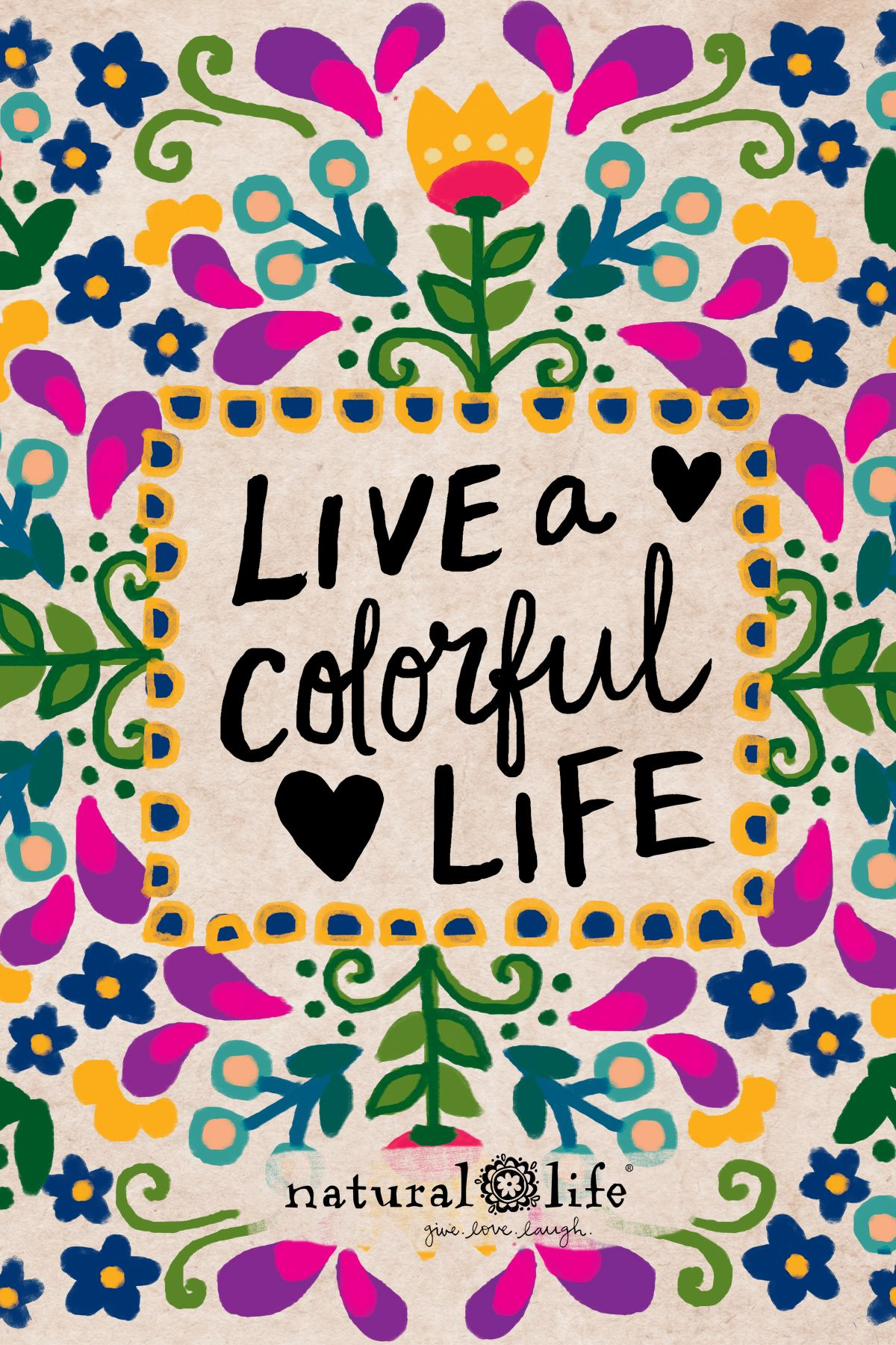 colorful life quotes