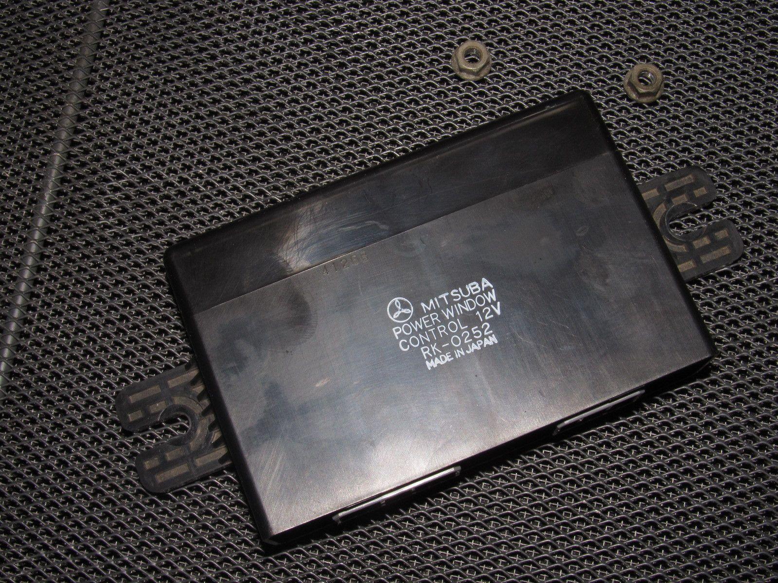 93 94 95 Honda Del Sol Oem Interior Fuse Box Autopartone Trusted 96 97 E2 80 Power Window Relay Rk 0252