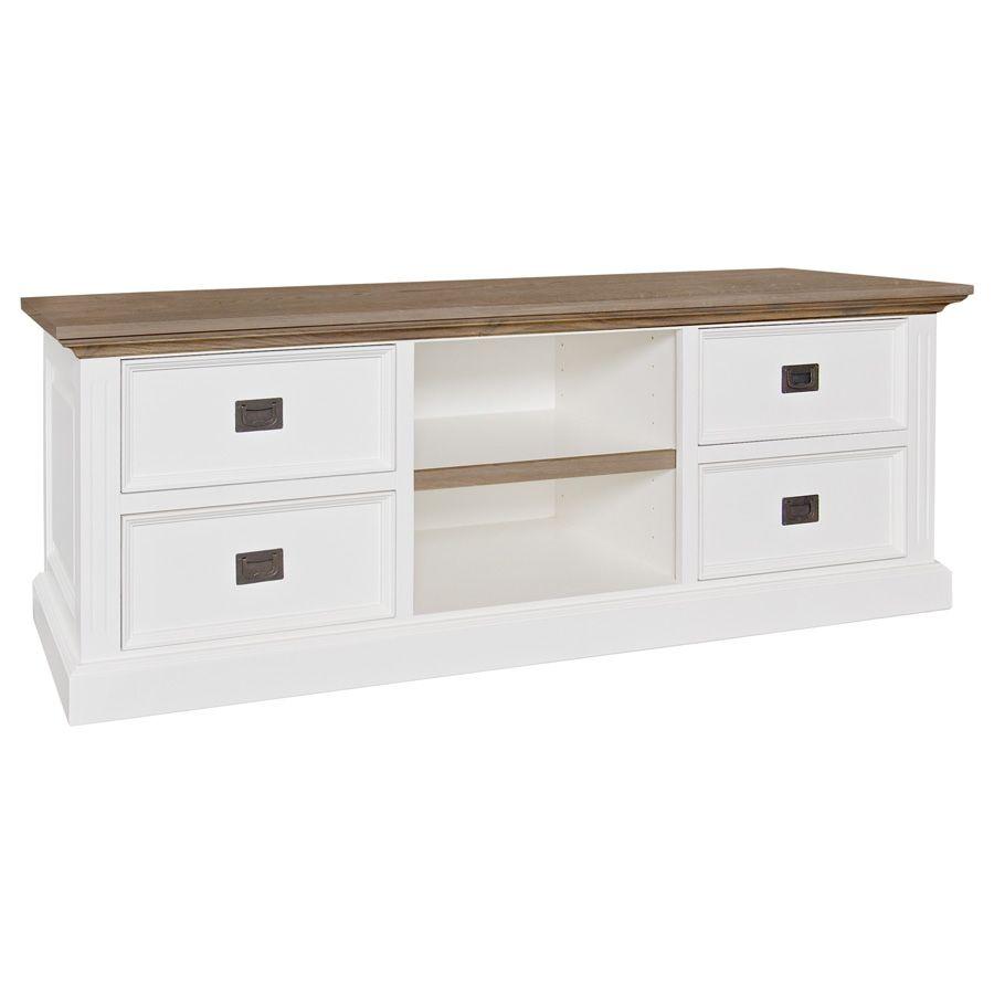 ce meuble tv donnera du cachet votre intrieur ainsi quune ambiance campagne chic ou contemporain votre salon ce meuble en pin massif