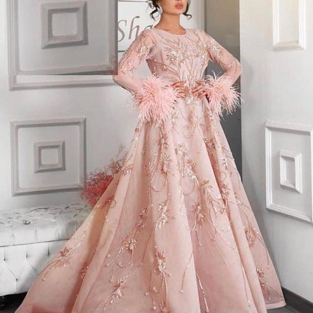 للطلب والاستفسار انسخي الرقم 00966545430525 فساتين تصميم مصممات فستان فخم بدل بدل استقبال زواج ال Dresses Luxury Dress Formal Dresses Long