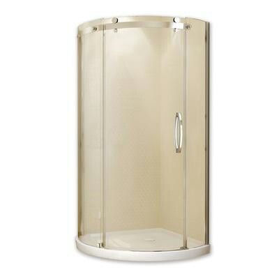 Corner shower stall from Home Depot. Corner shower stall from Home Depot   Bathrooms   Pinterest
