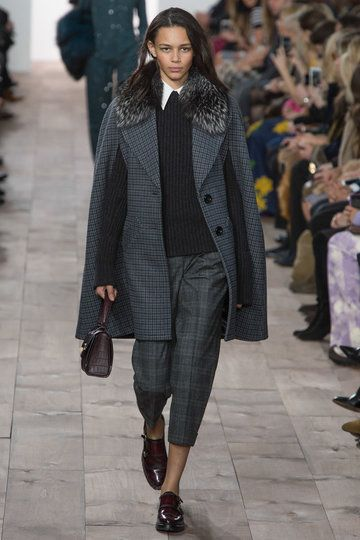 Michael Kors New York Fashion Week Herbst Wintermode 201516 In