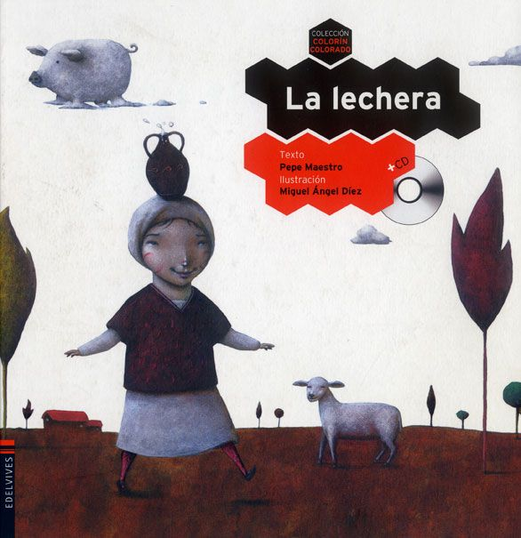10 Ideas De Cuentos La Lechera La Lechera Cuentos Fabulas Infantiles Cortas