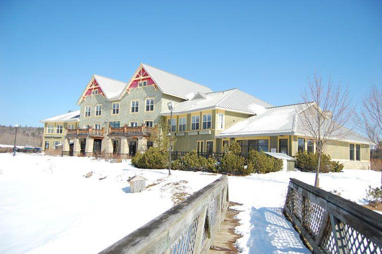 Calabogie Peaks Hotel   Ontario winter, Venues, Unique ...