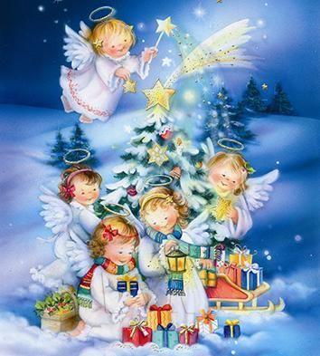 <3 Weihnachtsengel <3