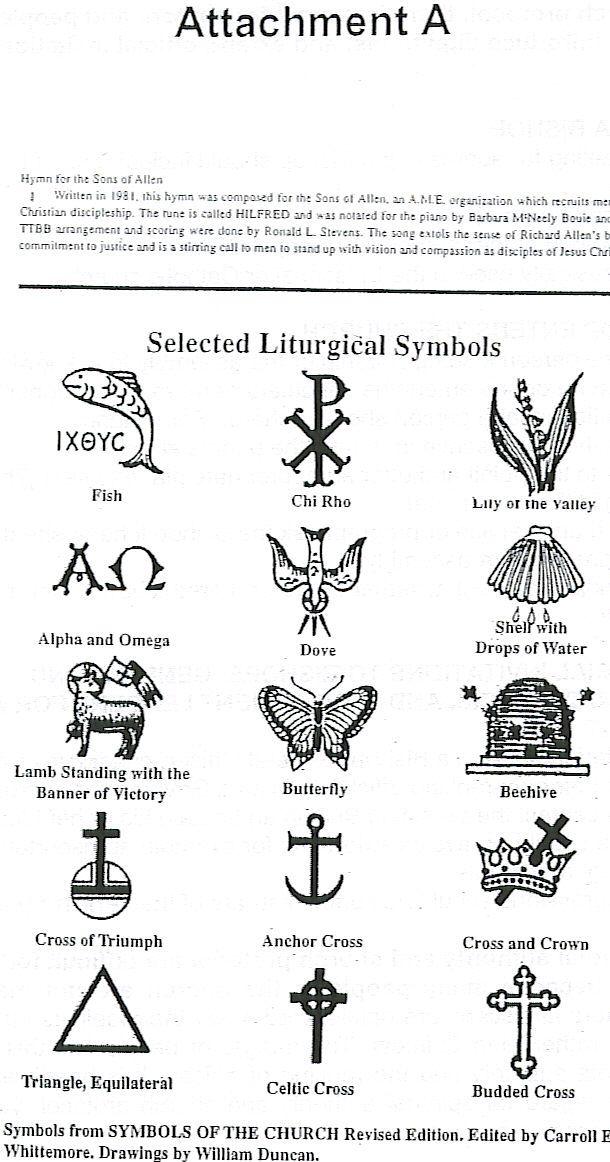 Liturgical Symbols Religion Pinterest Sunday School Symbols