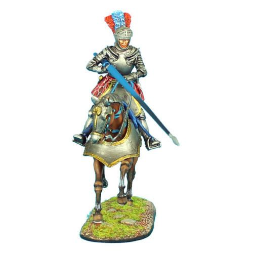 First-Legion-REN033-French-Mounted-Knight-with-Lance-1