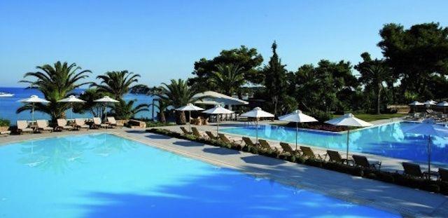 Sani resort holidays