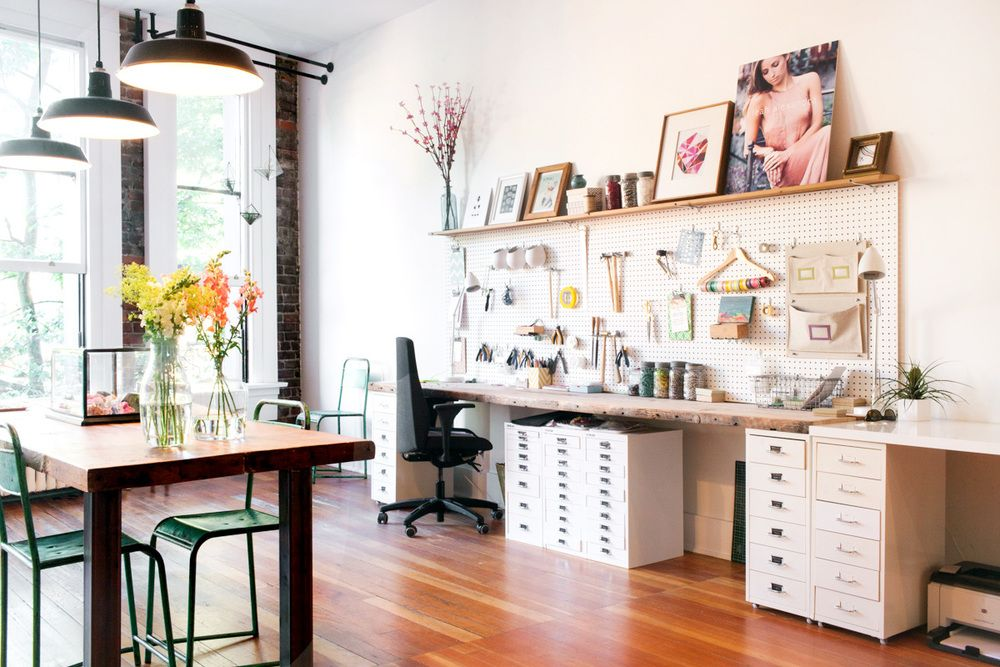 Stunning Work Studio In Vancouver Office Inspiration Organize Office Space Office Inspiration Workspaces