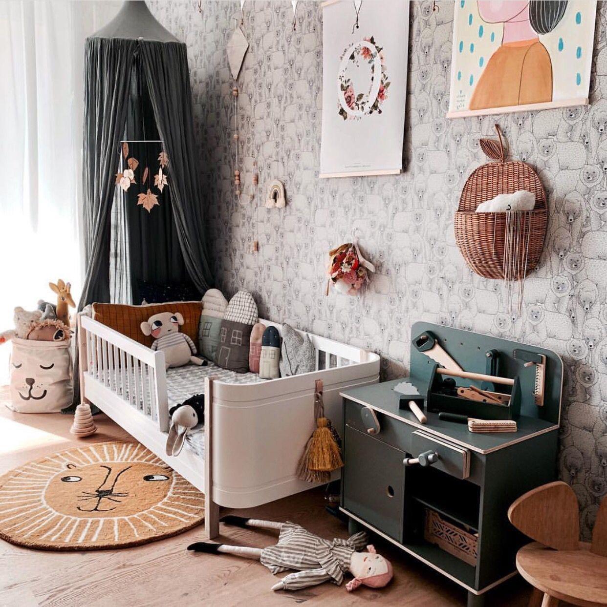 Oliver Furniture Junior Bed | Décoration chambre bébé ...