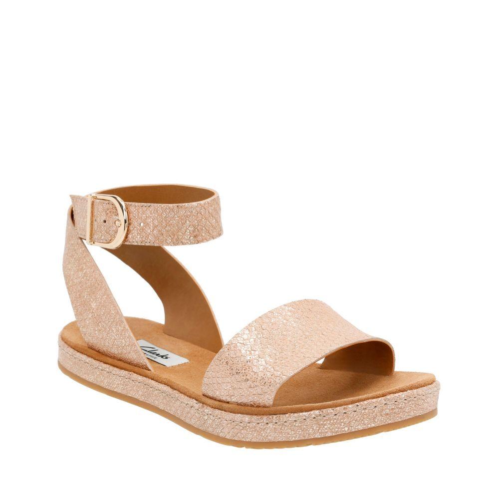 41f30edc2 Romantic Moon Champagne Metallic womens-sandals