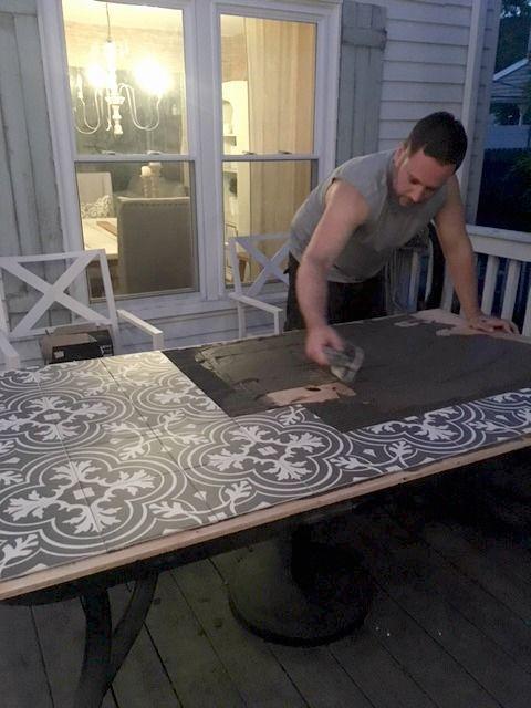 tile table tile tables