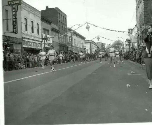 Wilson Nc Christmas Parade 2020 Christmas parade 1950's | Wilson county, Street view, Hometown