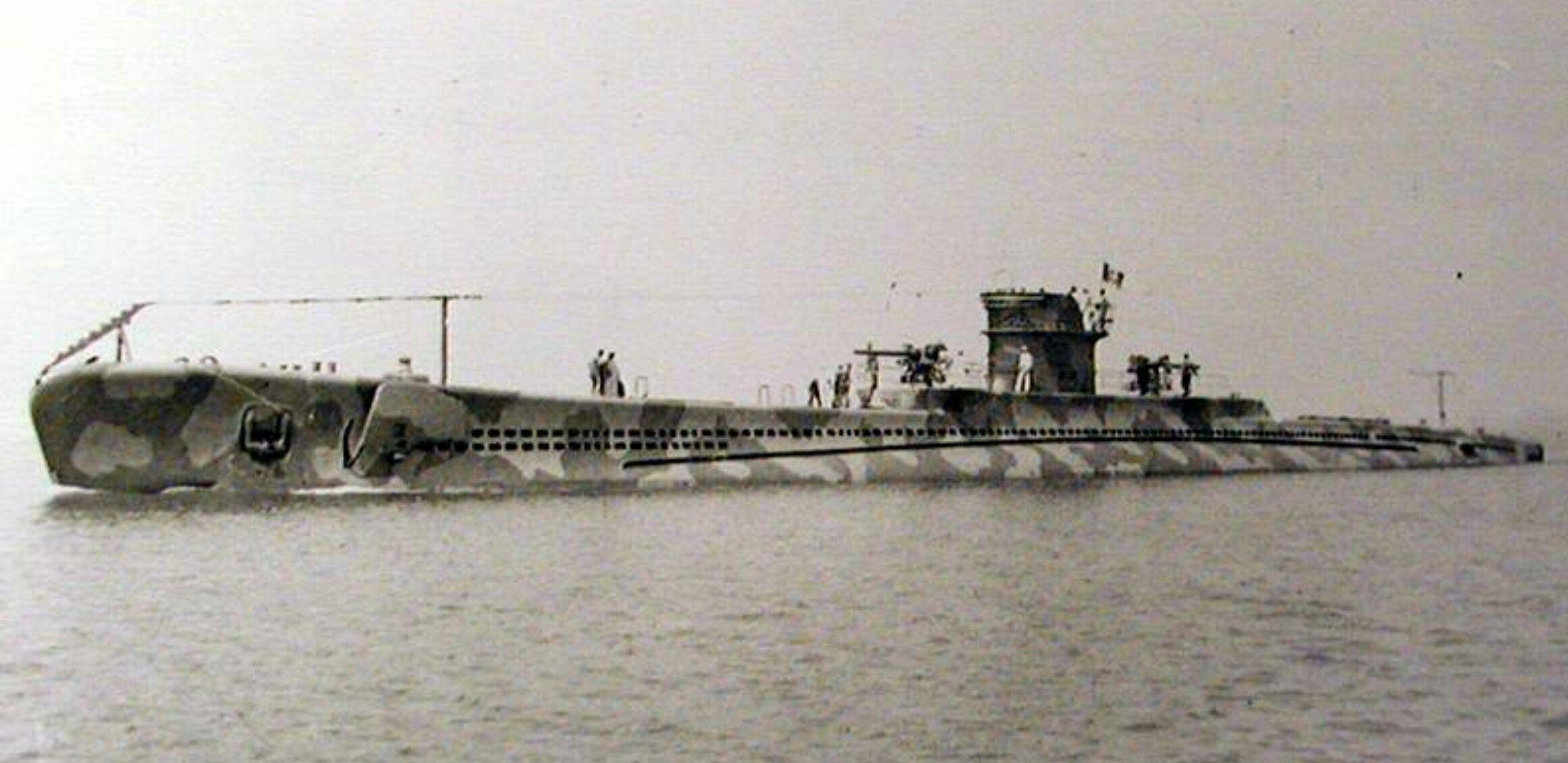 Regia Marina Submarine Ammiraglio Cagni Sottomarini Militare