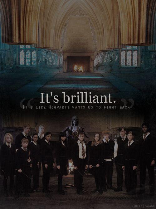 Harry Potter Armee De Dumbledore Harry Potter Quotes Harry Potter Universal Harry Potter Obsession