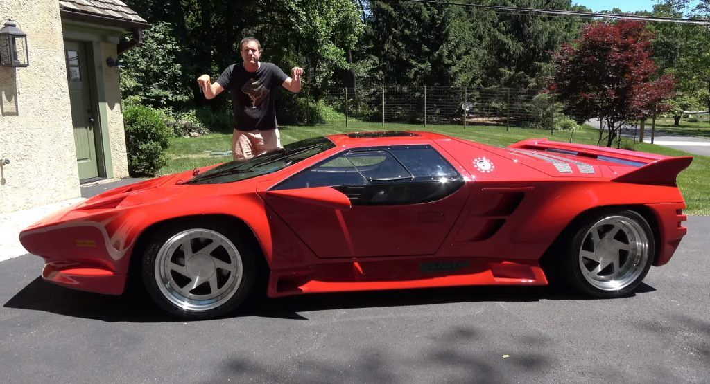 30 Years Later The Vector W8 Remains Americas Most Outrageous Supercar Effort