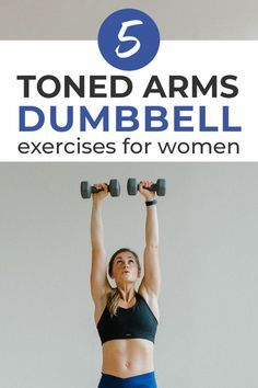 get strong toned arms at home with this 30minute arm