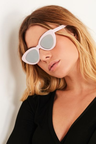639628e4dcf5d Extreme Angle Cat-Eye Sunglasses