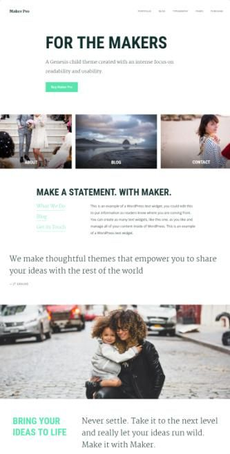 Pin by Sophia Wright on WordPress Themes Review   Best wordpress