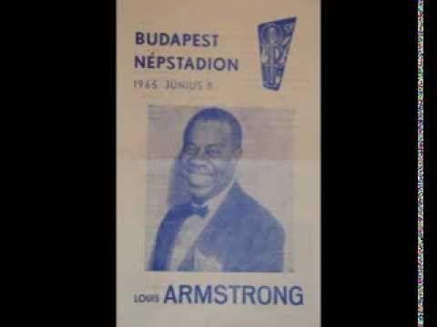 louis armstrong at berlin 1965 Louis armstrong grew up poor in a single-parent household  (1965)  berlin-melodie (1963.