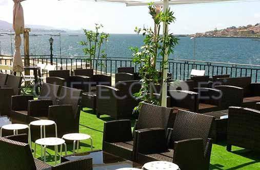 Portobelo Beach Club En Meira Pontevedra Restaurantes Portobelo Cocinas De Restaurantes