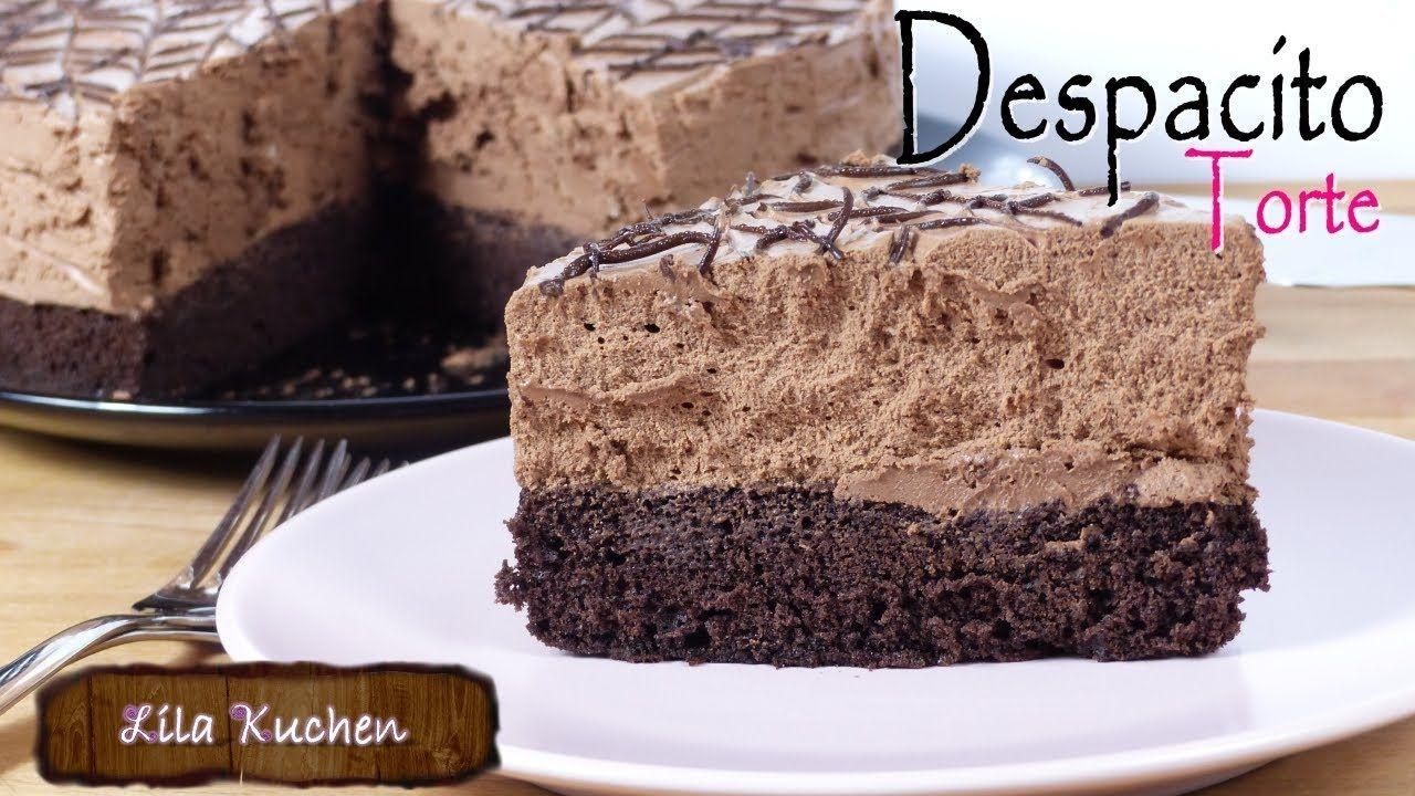 Despacito Torte Brasilianische Schoko Sahne Torte Rezept Mit Biskuit Schoko Sahne Torte Torten Rezepte Kuchen Rezepte Einfach