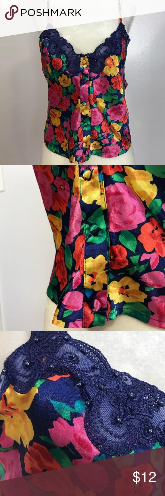 Victoria's Secret Vintage Cami- Sm Perfect condition- like new!💕💕 Victoria's Secret Intimates & Sleepwear