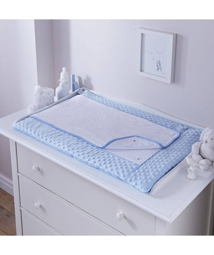 Buy Clair de Lune Dimple Changing Mat - Blue at Argos.co.uk - Your Online Shop for Baby changing mats.