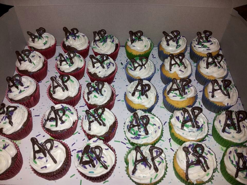 APFY cupcakes