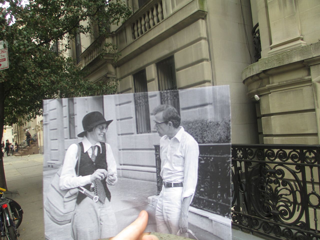Movie Stills and their Real-Life Locations