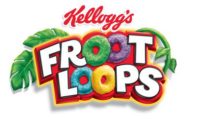 Image Result For Froot Loops Logo Froot Loops Kelloggs Kellogg Logo