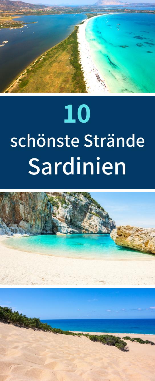 Las 10 mejores playas de Cerdeña