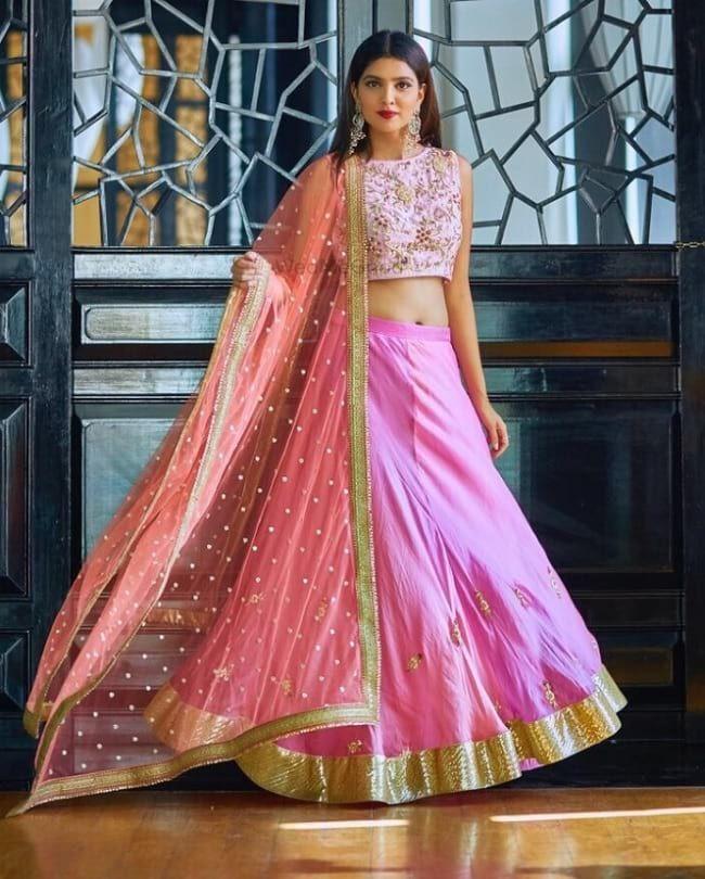 f17354753d2ac 100 Latest Designer Wedding Lehenga Designs for Indian Bride ...