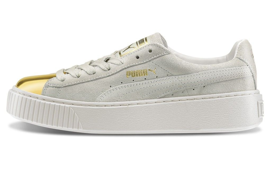 zapatillas puma basket rihanna