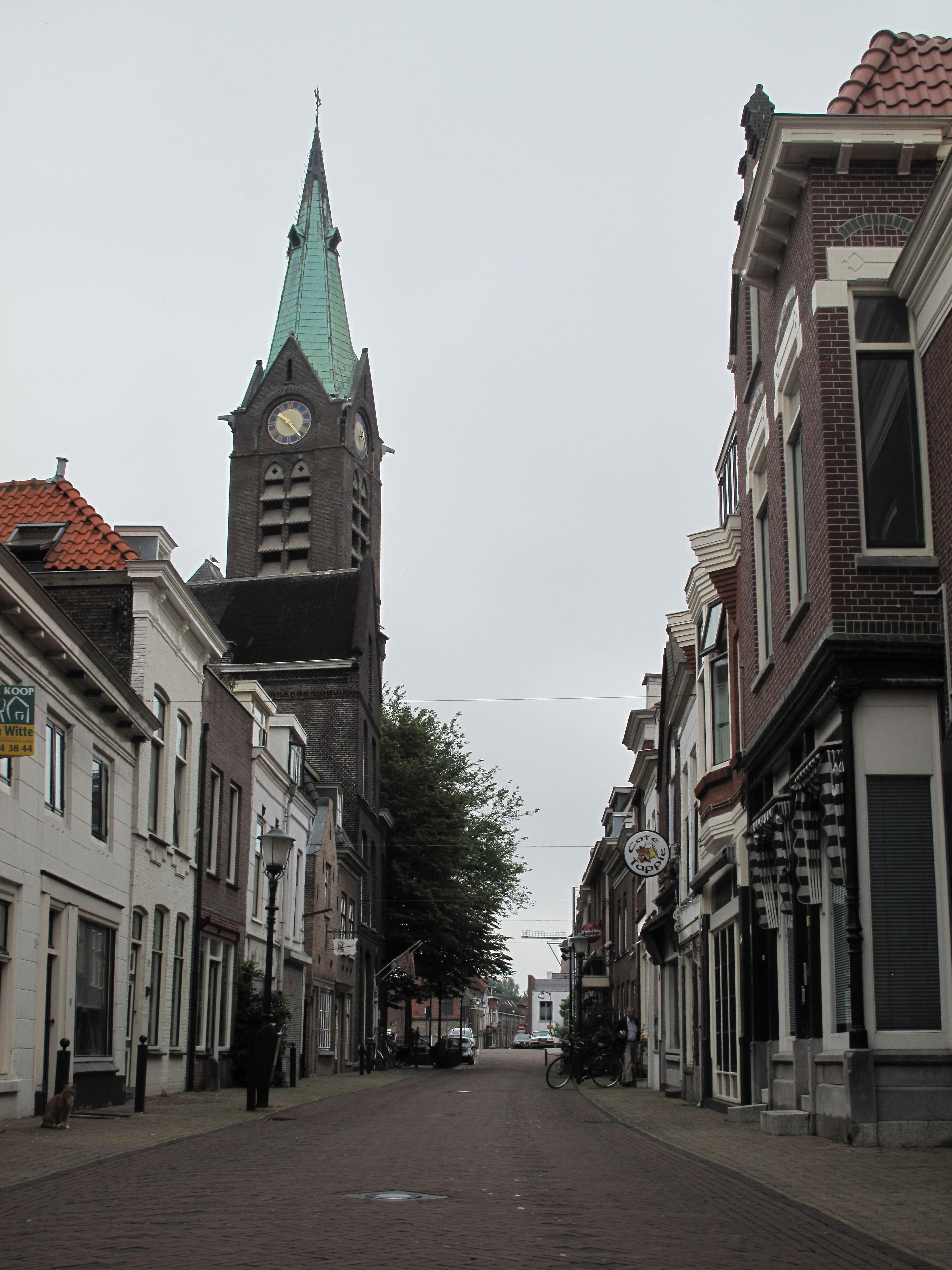 Vlaardingen 0 I grew up not far from here Holland, Stad