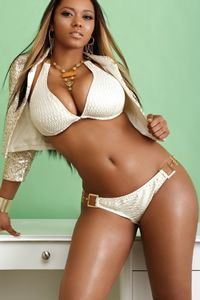 Hottest Black Nude Models