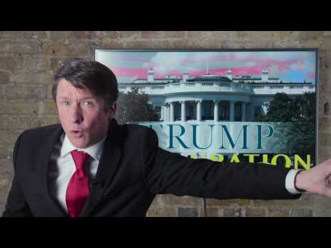 British Political Satirist Jonathan Pieu0027s Epic Takedown Of Trump, Cabinet,  And His Inaugural Speech
