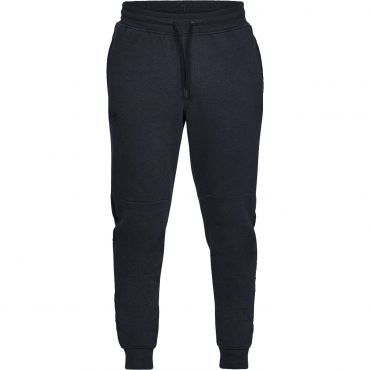 Fleece Joggingbroek Heren.Under Armour Microthread Fleece Joggingbroek Heren Black Fitness