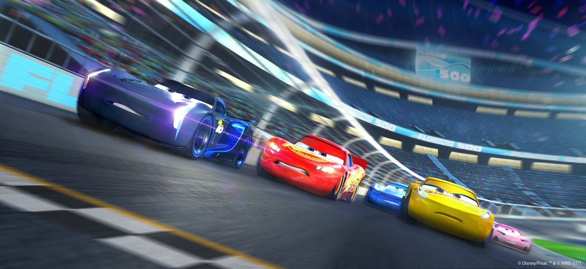 cars 3 driven to win  Cars 6: Driven to Win - PlayStation 6,#Driven, #Cars ...