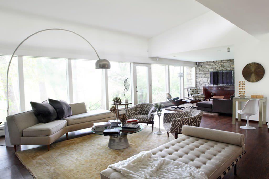 Marvelous 21 Beautiful Mid Century Modern Living Room Ideas