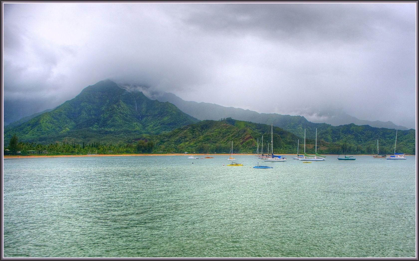 Hanalei Bay Kauai by Terry Lucas on 500px Hanalei bay