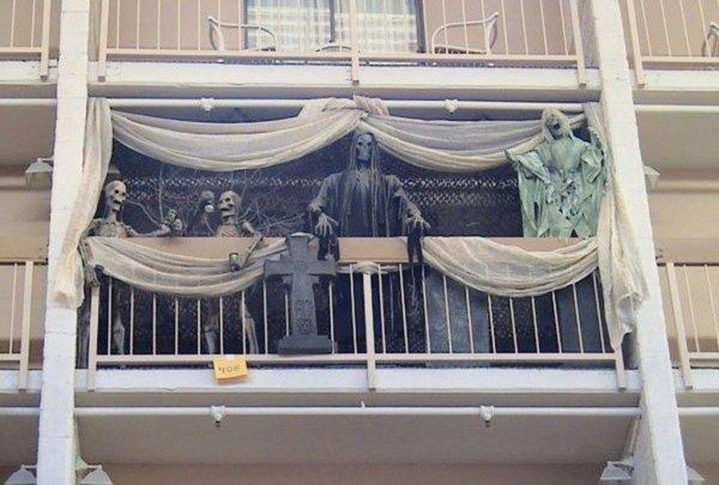 46++ Halloween balcony decorating ideas ideas in 2021